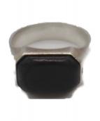 ()の古着「CP08リング」|ブラック