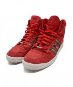 adidas(アディダス)の古着「ディケイドOG」 レッド