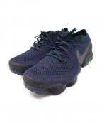 NikeLab(ナイキラボ)の古着「ヴェイパーマックスフライニット」 ネイビー