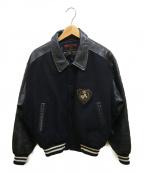 McGREGOR(マックレガー)の古着「アワードジャケット」 ブラック
