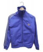 ()の古着「[古着]ヴィンテージトラックジャケット」|ブルー