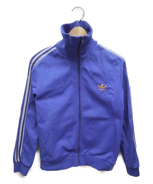 adidas(アディダス)adidas (アディダス) [古着]ヴィンテージトラックジャケット ブルー サイズ:サイズ表記無しの古着・服飾アイテム