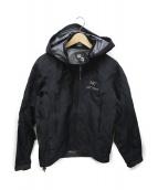 ()の古着「Beta AR Jacket」|ブラック