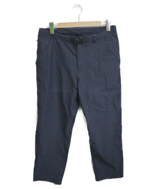 THE NORTH FACE(ザ ノース フェイス)THE NORTH FACE (ザ ノース フェイス) GD Stretch Easy Pant ネイビー サイズ:Lの古着・服飾アイテム