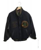 McGREGOR(マックレガー)の古着「スタジャン」|ブラック
