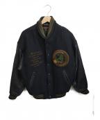 McGREGOR(マックレガー)の古着「スタジャン」 ブラック