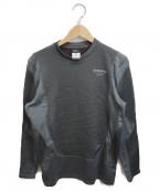 GYAKUSOU(ギャクソウ)の古着「トレーニングシャツ」 グレー