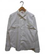 TENDERLOIN(テンダーロイン)の古着「レギュラーシャツ」|ホワイト