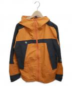 MOUNTAIN HARD WEAR(マウンテンハードウェア)の古着「コヒージャンジャケット」 オレンジ