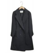 UNITED ARROWS(ユナイテッドアローズ)の古着「Tailored Coat」|ブラック