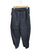 NIKE ACG(ナイキエージーシー)の古着「コンバーチブルパンツ」|ブラック