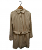 RALPH LAUREN(ラルフローレン)の古着「ステンカラーコート」 ベージュ