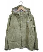 ()の古着「ノベルティドットショットジャケット」 グリーン
