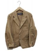 ()の古着「製品染め3Bジャケット」|ベージュ