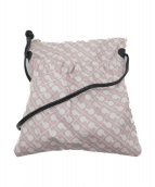 GHERARDINI(ゲラルディーニ)の古着「ナイロンショルダーバッグ」|ホワイト×ピンク