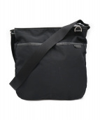()の古着「ナイロンショルダーバッグ」|ブラック