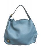 ()の古着「ワンハンドルバッグ」|ブルー