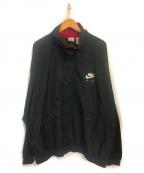 NIKE(ナイキ)の古着「ヴィンテージアノラックパーカー」|ブラック