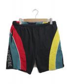 ()の古着「Milan Sweat Short」|ブラック