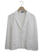 JOSEPH HOMME(ジョゼフ オム)の古着「サマージャケット」 ホワイト