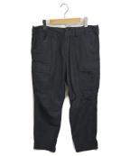 Liberaiders(リベライダーズ)の古着「6ポケットアーミーパンツ」 ブラック