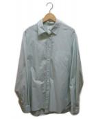 ()の古着「ビッグシルェットシャツ」|グリーン
