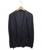 PRINGLE1815(プリングルエイティーンフィフティーン)の古着「アンコンジャケット」|ネイビー