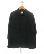 MORRIS&SONS(モリスアンドサンズ)の古着「イージーコーチジャケット」|ブラック