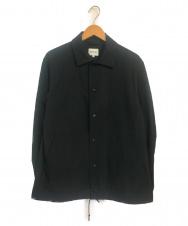 MORRIS&SONS (モリスアンドサンズ) イージーコーチジャケット ブラック サイズ:2
