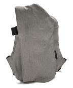 Cote&Ciel(コートシェル)の古着「ラップトップラックサック」 グレー
