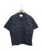 nanamica(ナナミカ)の古着「ドックシャツ」|ネイビー