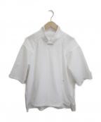 alk phenix(アルクフェニックス)の古着「インターセクトS/Sテックシアサッカー」|ホワイト