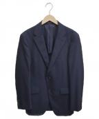 COMME CA MEN(コムサメン)の古着「セットアップスーツ」 ネイビー
