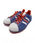 adidas()の古着「NBA NEW YORK KNICKS」|ブルー