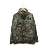 THE NORTH FACE()の古着「FRONTIERS PARKA」|カーキ