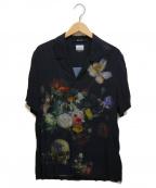 Ksubi(スビ)の古着「スティルライフボーリングシャツ」 ブラック
