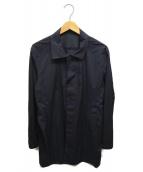 ()の古着「オーラシャツコート」 ブラック