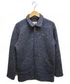 SOU・SOU(ソウソウ)の古着「スポーツウールジャケット」|グレー