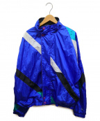 Christian Dior MONSIEUR(クリスチャンディオールムッシュ)の古着「ナイロントラックジャケット」|ブルー