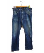 ()の古着「デニムパンツ」 ブルー