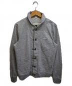 NIGEL CABOURN(ナイジェルケーボン)の古着「US CLIP JACKET」 グレー