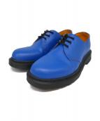 ()の古着「3ホールブーツ」|ブルー