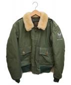 ()の古着「B-10 Flight Jacket」|グリーン