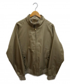 GRENFELL(グレンフェル)の古着「ハリントジャケット」|ベージュ