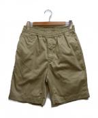 nanamica()の古着「Easy Chino Shorts」|カーキ