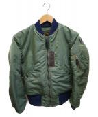 ()の古着「20周年モデルMA-1スレンダーオリジナルスペック」|sage green
