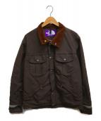 ()の古着「65/35クロスマウンテンジャケット」 ブラウン