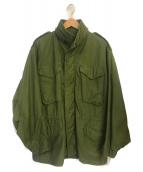 ()の古着「72年製M65ジャケット」 オリーブ