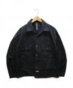 SHINYA KOZUKA(シンヤコズカ)の古着「TACKED-IN with DICKIES」|ブラック
