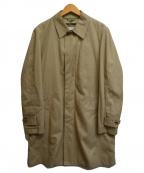 Paul Smith London(ポールスロンドン)の古着「ライナー付ステンカラーコート」 ベージュ